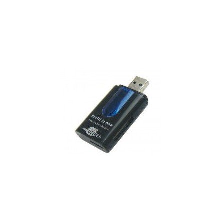 Lector USB de Tarjetas (Multi in ONE)