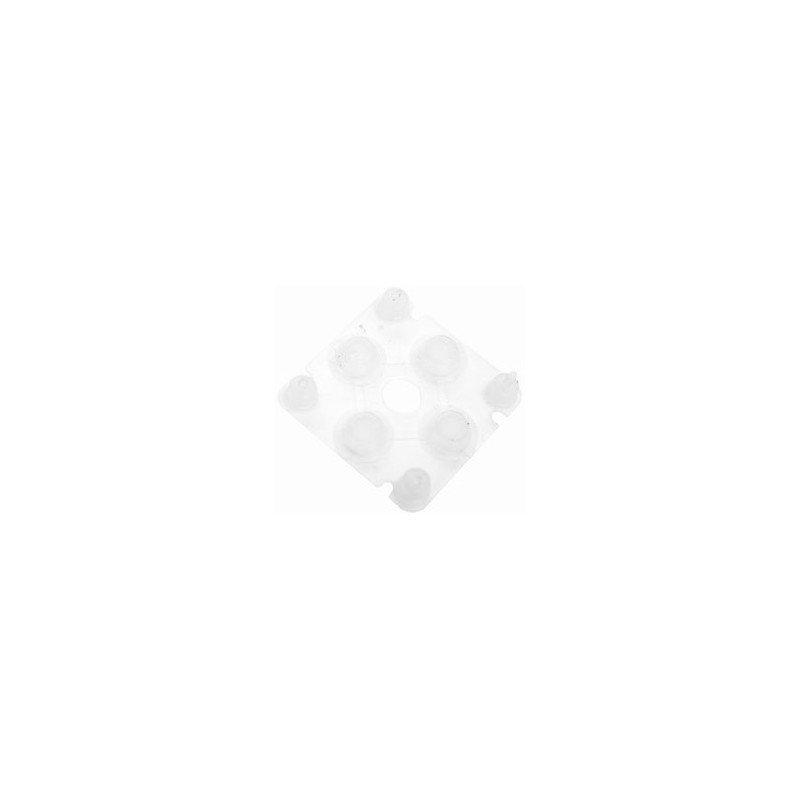 Almoadillas / Gomas de contacto botones PSP 2000