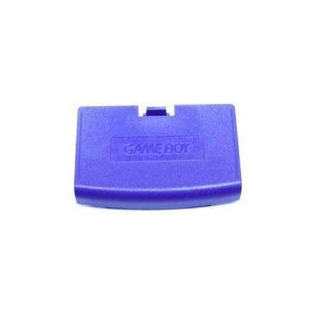 Tapa bateria GBA -MORADA-