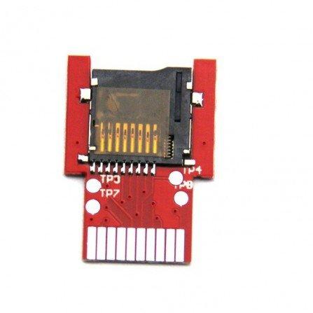 Adaptador Micro SD PS Vita - ROJO