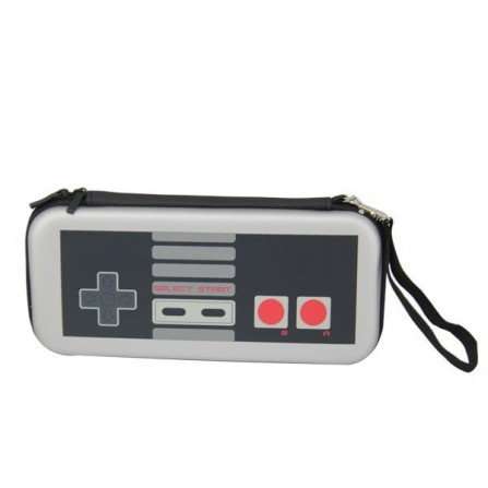 Funda de transporte RETRO NES Nintendo Switch