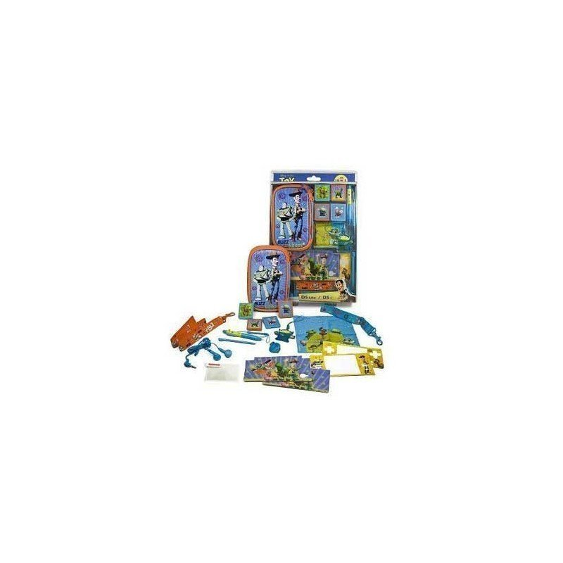 Pack NDS Lite / DSi  Toy Story  (12 en 1 )