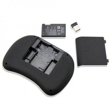 Teclado multimedia + TouchPad - INALAMBRICO