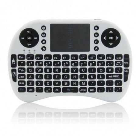 Mini teclado multimedia Inalambrico Phoenix TouchPad