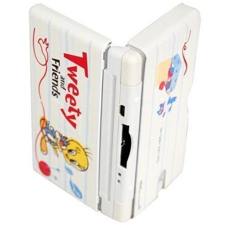 Carcasa protectora Looney Tunes NDS Lite  *Tweety and Friends*