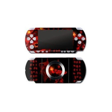 Demonio Skin PSP 2000/3000