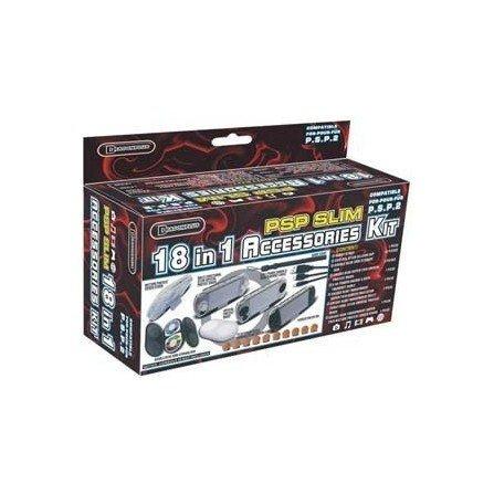 Pack Accesorios PSP 2000/3000 (18 en 1)