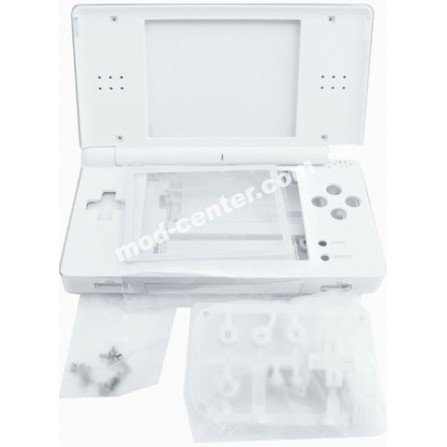Carcasa DSlite PlayerGame  - Blanco -