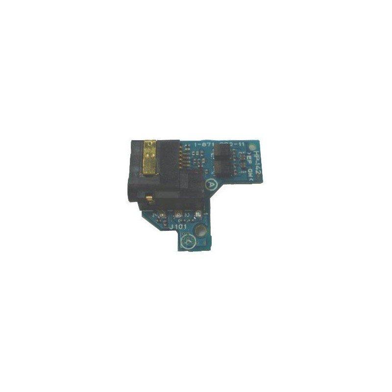 Placa C.I control auriculares PSP 2000