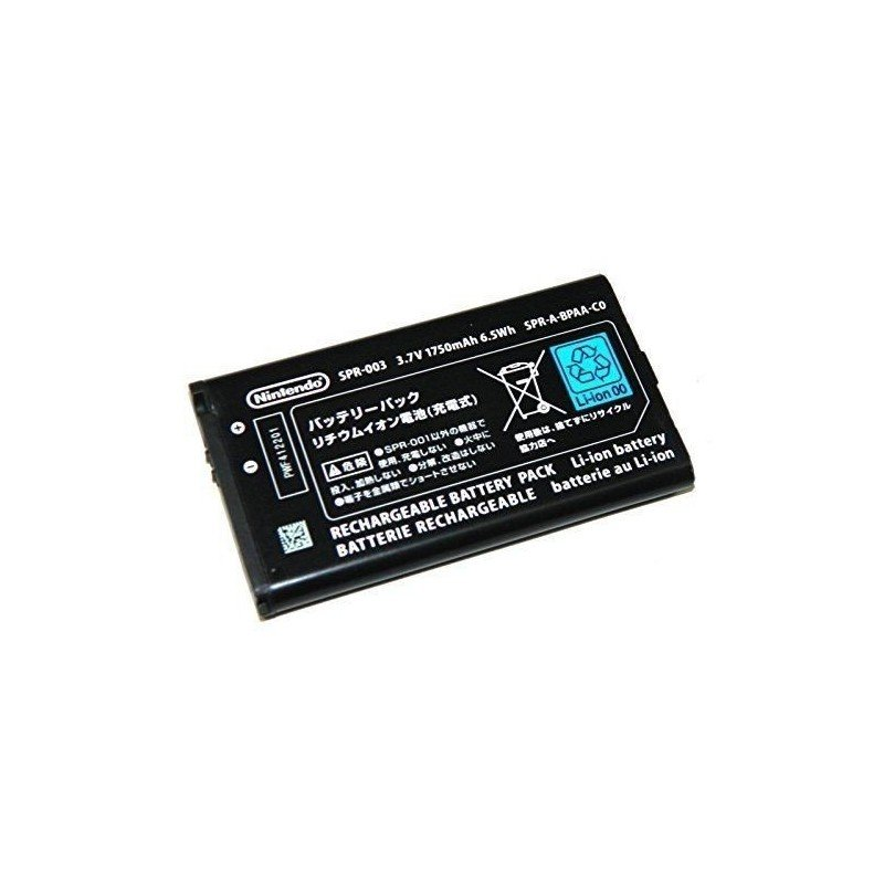 Bateria recargable 3DS XL / NEW 3DS XL - SPR-003 ORIGINAL