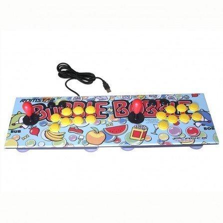 Joystick Arcade doble - BUBBLE BOBBLE