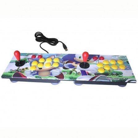 Joystick Arcade doble - SONIC