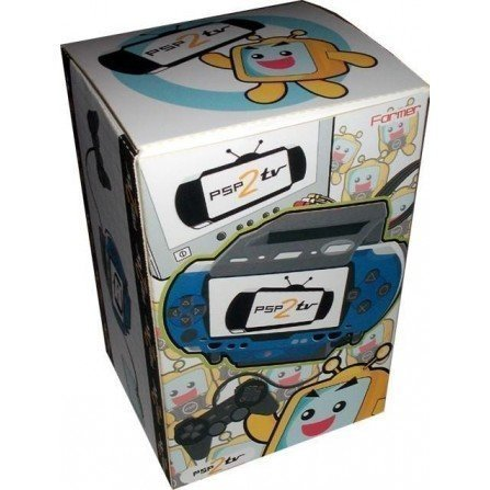 Adaptador PSP2TV (juega PSP 1000 en TV)