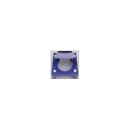 Carcasa GameCube DVD grandes - PURPLE