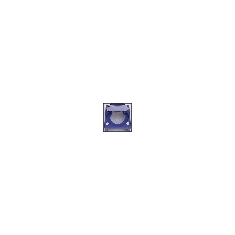 Carcasa GC DVD´s grandes 12cm Morada