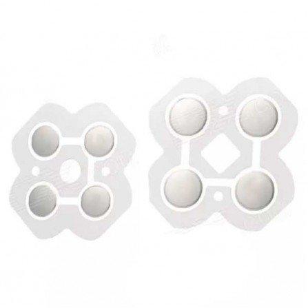 Membrana de botones A,B,X,Y - 3DS XL