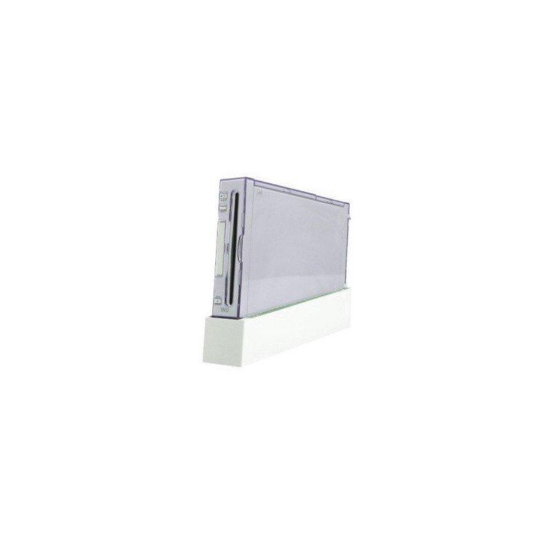 Carcasa protectora wii + soporte con ventilador  ( Negro )