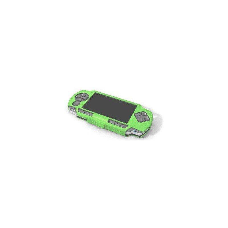 Estuche Aluminio PSP 2000/3000 ( Verde )