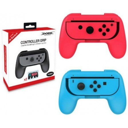 Agarraderas para Joy-Con Nintendo Switch