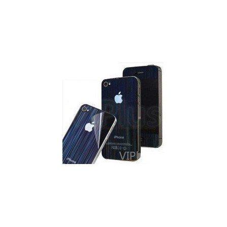 Protector pantalla iPhone 4G/4S (Efecto LASER)