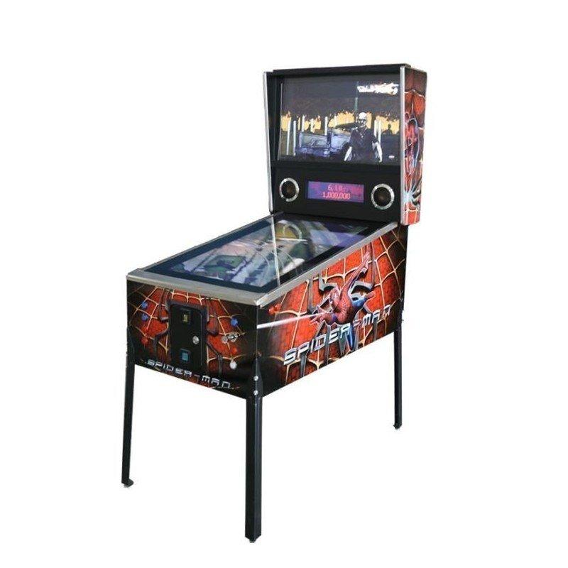 Maquina de pinball VIRTUAL (925 mesas)