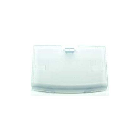 Tapa bateria GBA -TRANSPARENTE-Tapa bateria GBA -TRANSPARENTE-