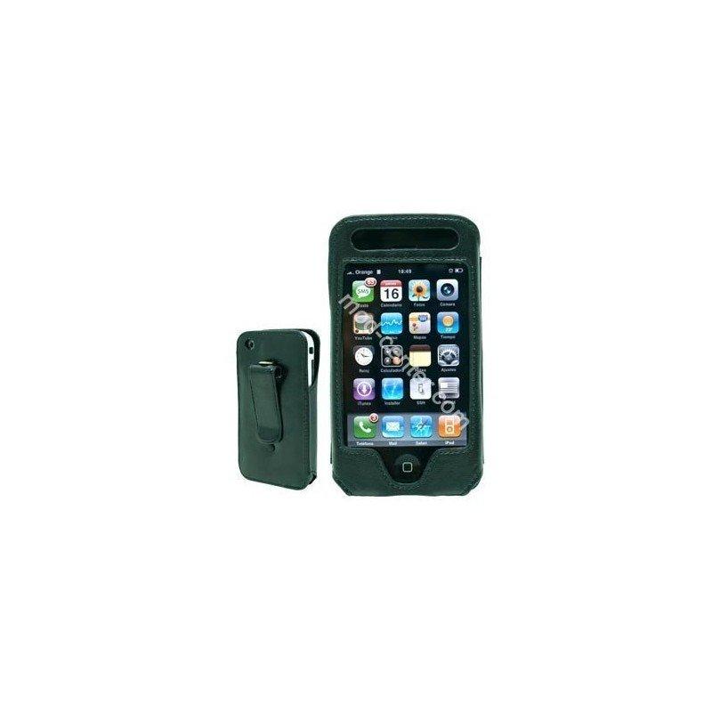 Funda polipiel iPhone 3G/3GS ( Sin tapa frontal )
