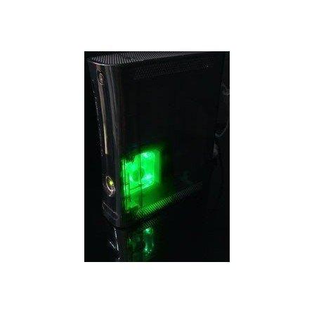 Ventilador Add On XCM XBOX360 -VERDE-