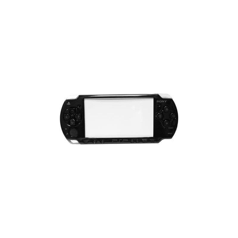 Carcasa completa PSP 2000 + Botones ( Negra )
