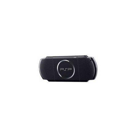Carcasa Trasera PSP 3000 ( Negra )