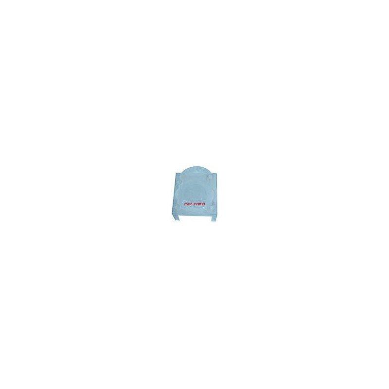 Carcasa GC DVD´s grandes 12cm Transparente