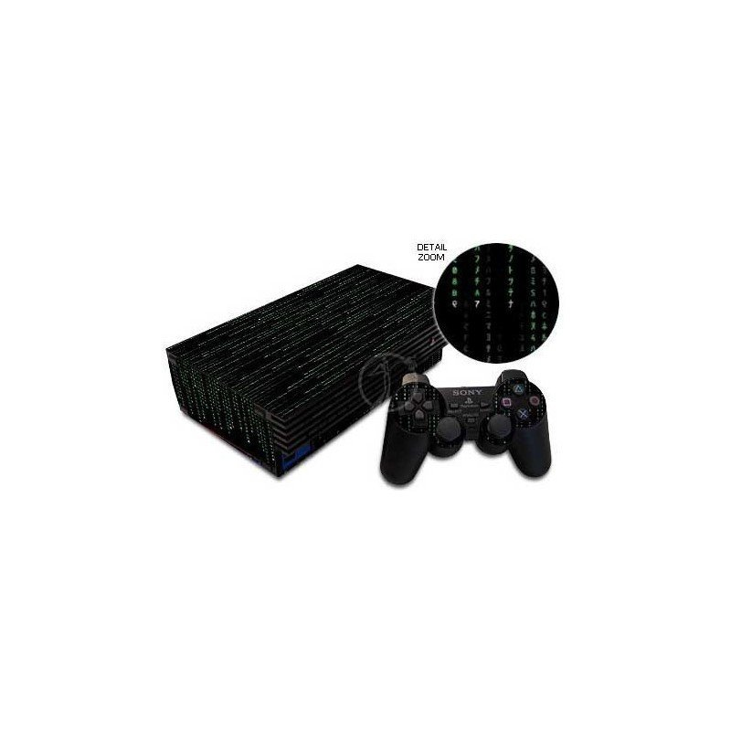 Matrix code + 1 skin mando PS2