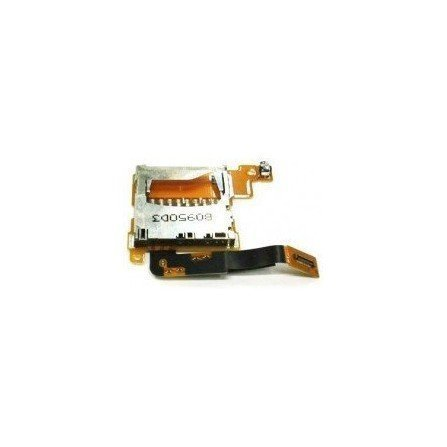 Cable Flex botones derecha + Lector SD DSi XL