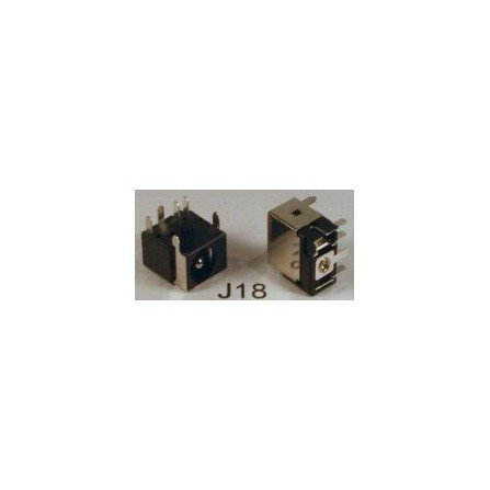 Conector D.C Portatil DC-J18