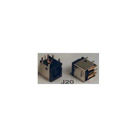 Conector D.C Portatil DC-J20