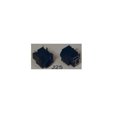 Conector D.C Portatil DC-J25