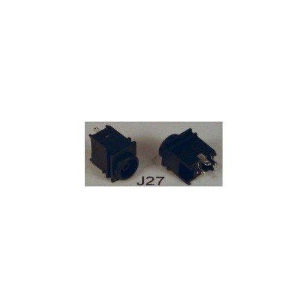 Conector D.C Portatil DC-J27