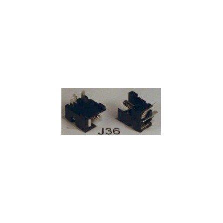 Conector D.C Portatil DC-J36