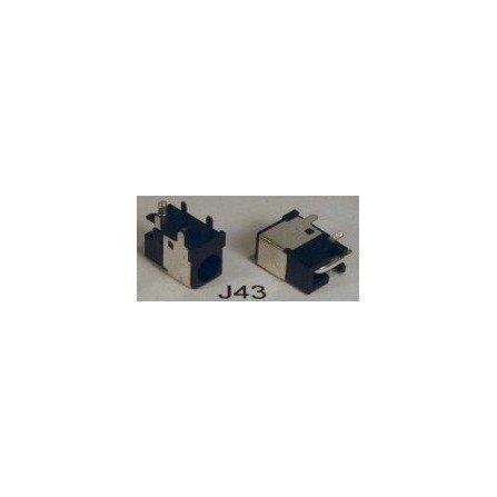 Conector D.C Portatil DC-J43