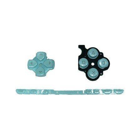 Kit Botones PSP 2000 ( Azul Turquesa )