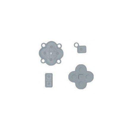 Almoadillas / Gomas de contacto botones DSi & DSi XL