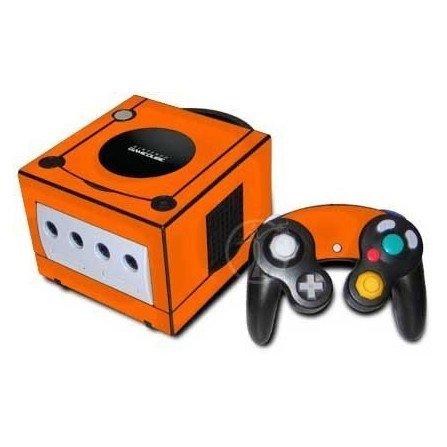Naranja nitido skin GameCube