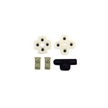 Almoadillas / Gomas de contacto DualShock 3 & Sixaxis ( 5 piezas )