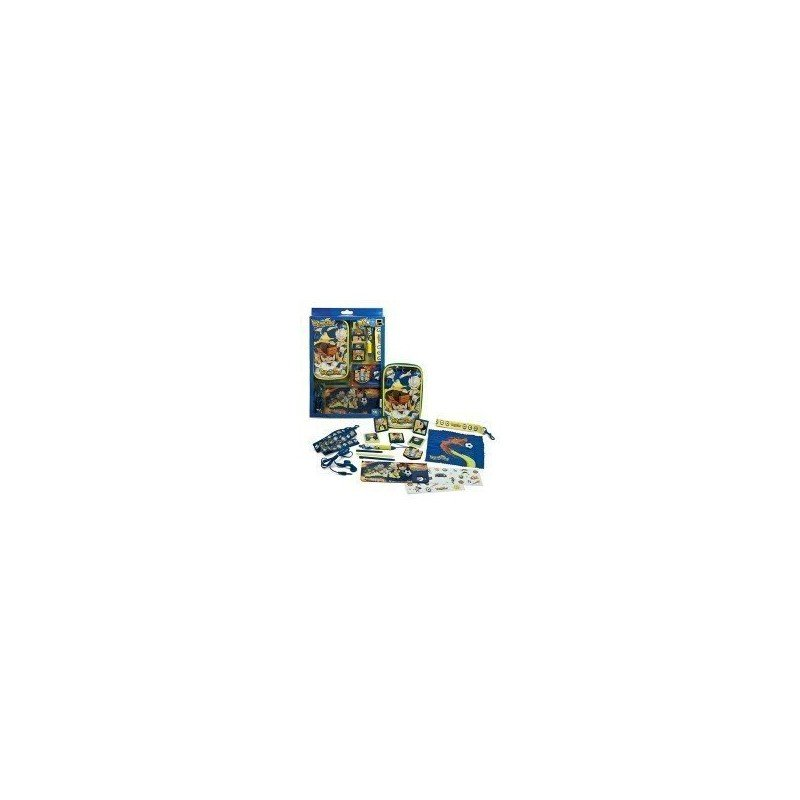 Pack DSLite/DSi/DSi XL/3DS  Inazuma Eleven  (16 en 1 )