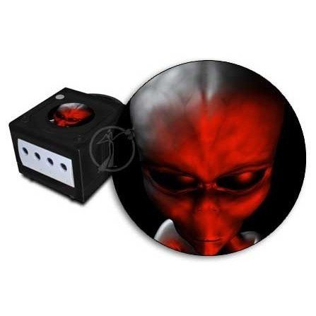 Jewel Alien Rojo GameCube
