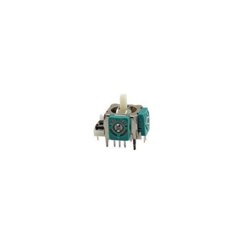 Joystick analógico mando DualShock / XBOX360 ( 3 pines )