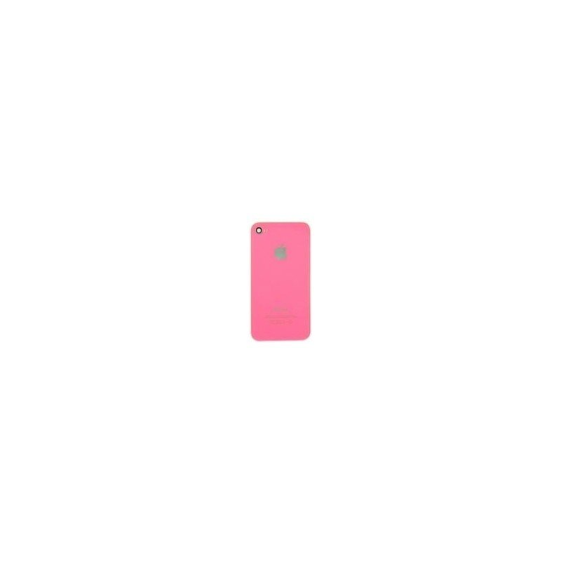 Tapa trasera bateria iPhone 4S  (Rosa)