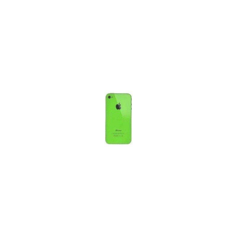 Tapa trasera bateria iPhone 4S (Verde)