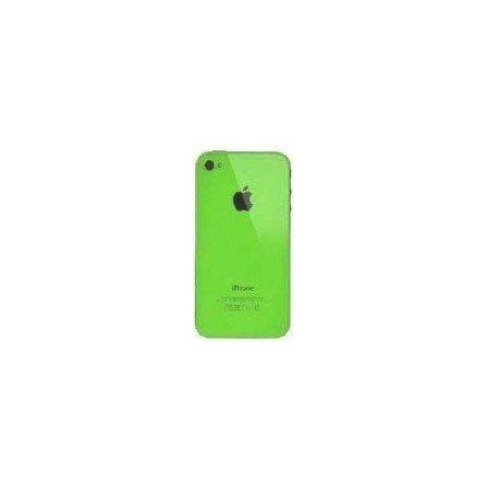 Tapa trasera bateria iPhone 4G (Verde)