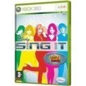 Juego Sing It XBOX360